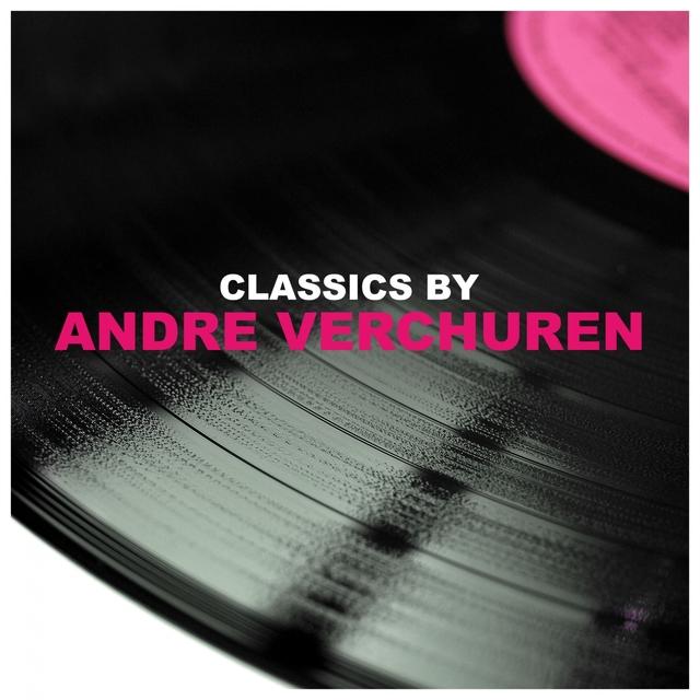Couverture de Classics by Andre Verchuren