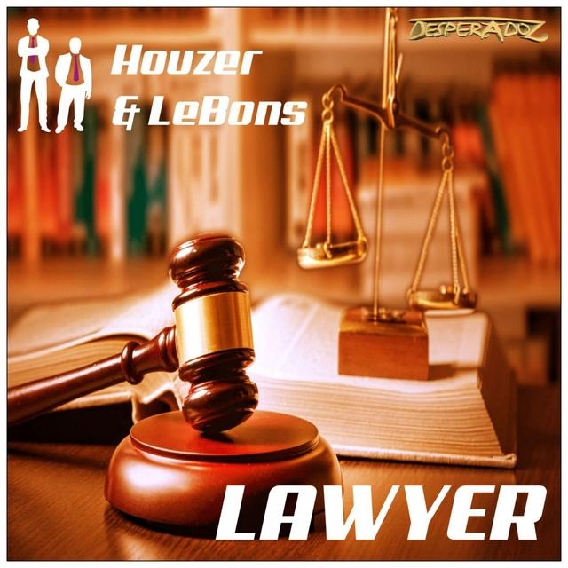 Couverture de Lawyer