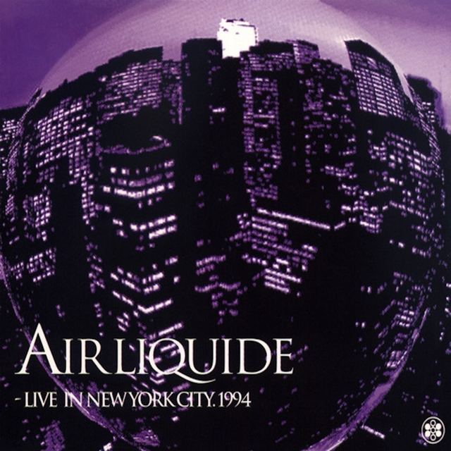 Live In New York City 1994