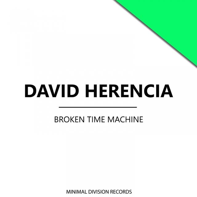 Couverture de Broken Time Machine