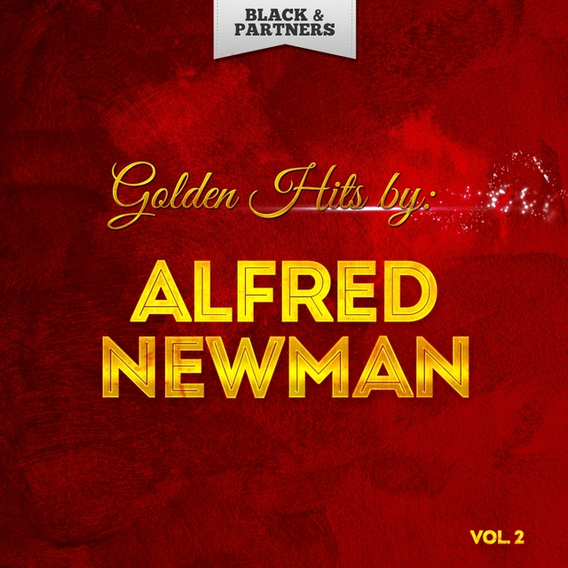 Couverture de Golden Hits By Alfred Newman Vol 2