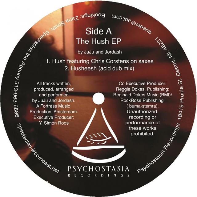 The Hush EP