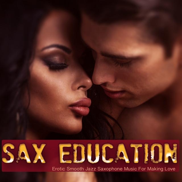 Couverture de Sax Education