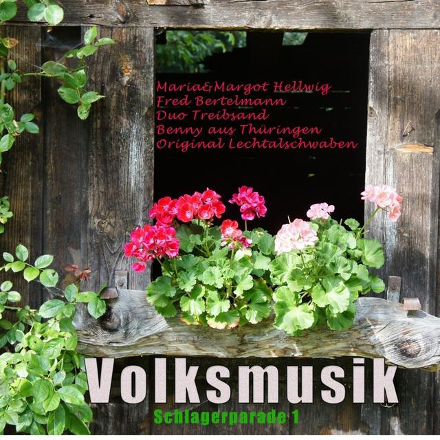 Volksmusik Schlagerparade Vol.1