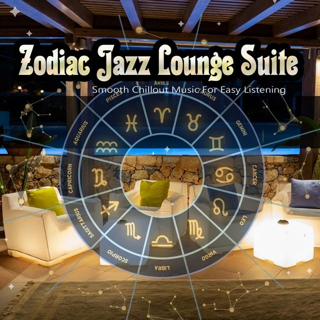 Couverture de Zodiac Jazz Lounge Suite