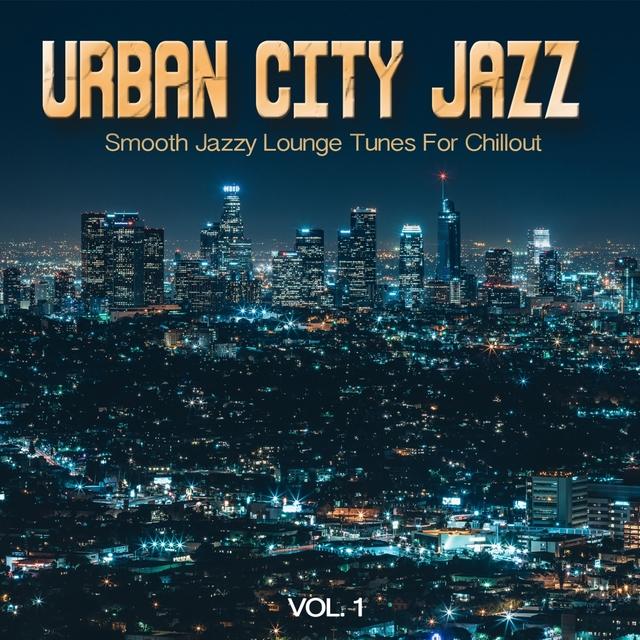 Couverture de Urban City Jazz, Vol. 1