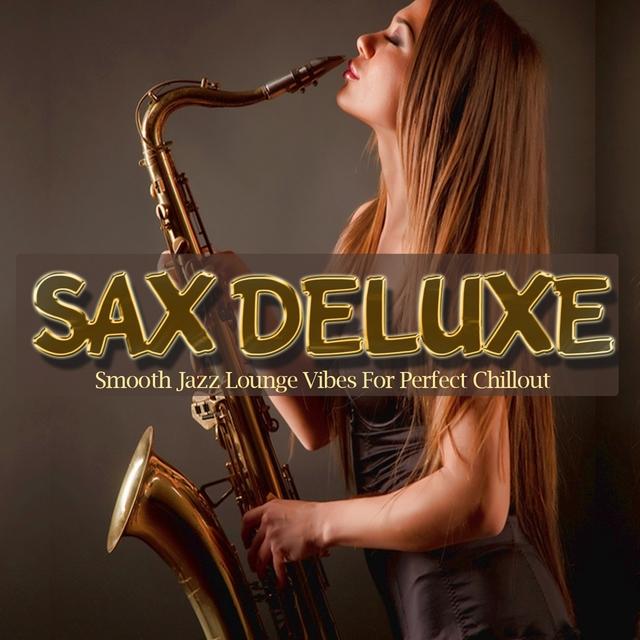 Couverture de Sax Deluxe