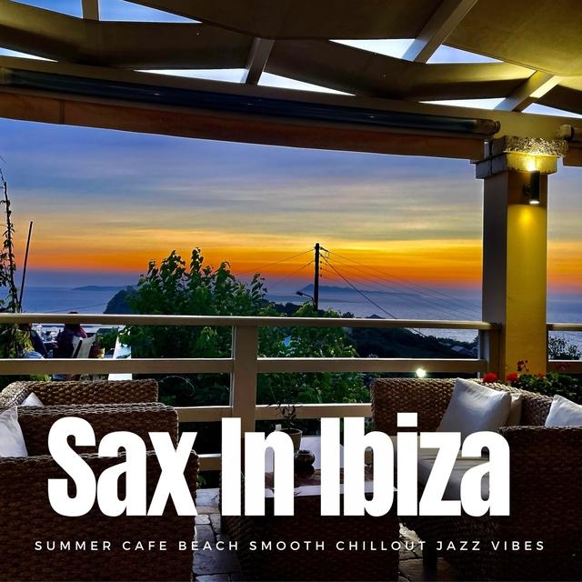 Couverture de Sax In Ibiza