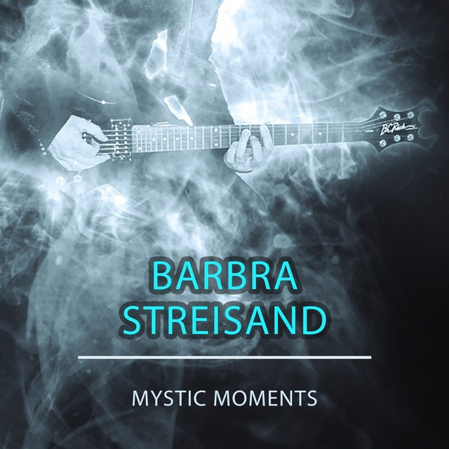 Couverture de Mystic Moments