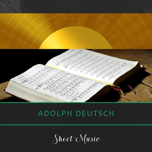 Couverture de Sheet Music