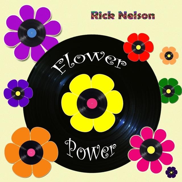 Couverture de Flower Power