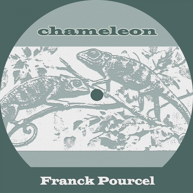 Couverture de Chameleon
