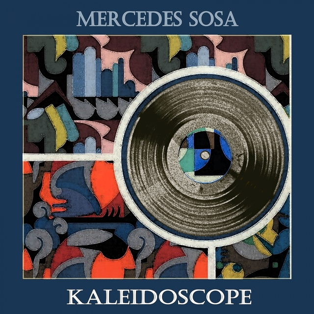 Couverture de Kaleidoscope