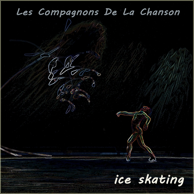 Couverture de Ice Skating