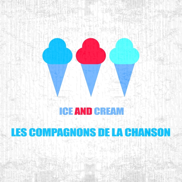 Couverture de Ice And Cream