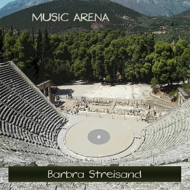 Couverture de Music Arena