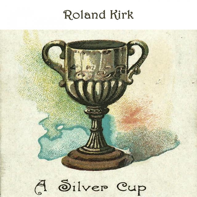 Couverture de A Silver Cup