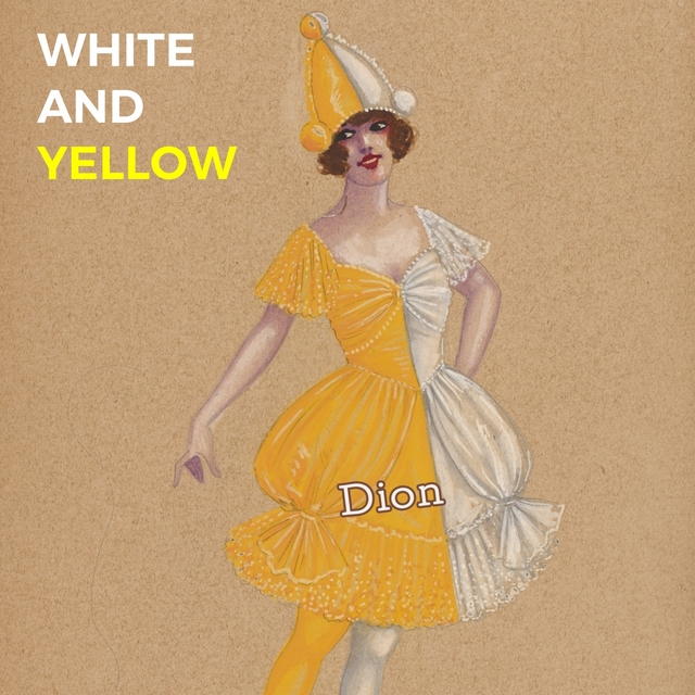 White and Yellow