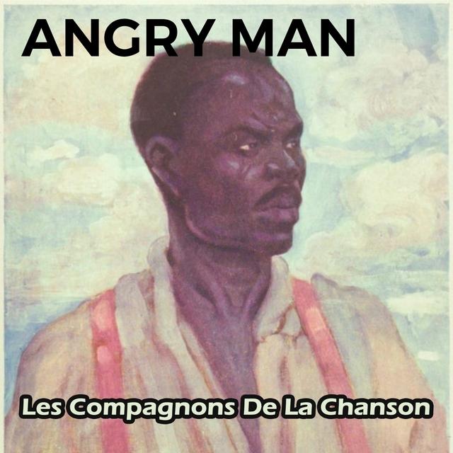Couverture de Angry Man