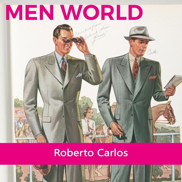 Couverture de Men World