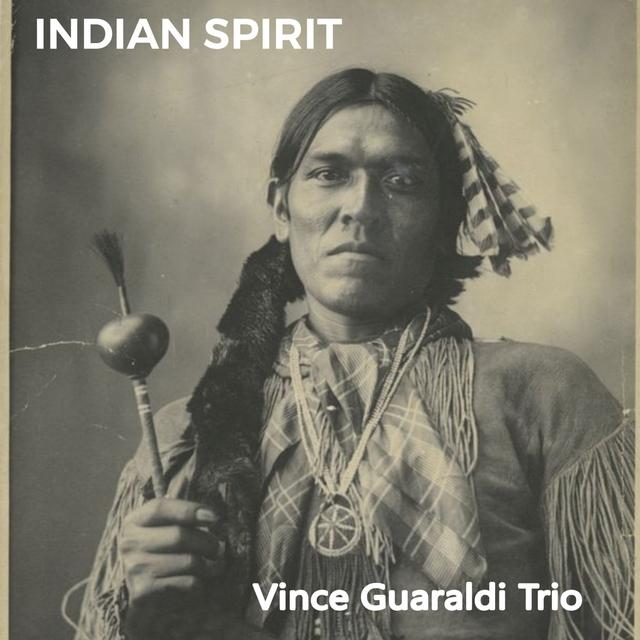 Couverture de Indian Spirit