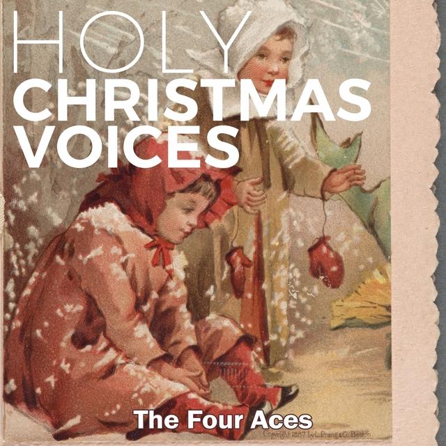 Couverture de Holy Christmas Voices