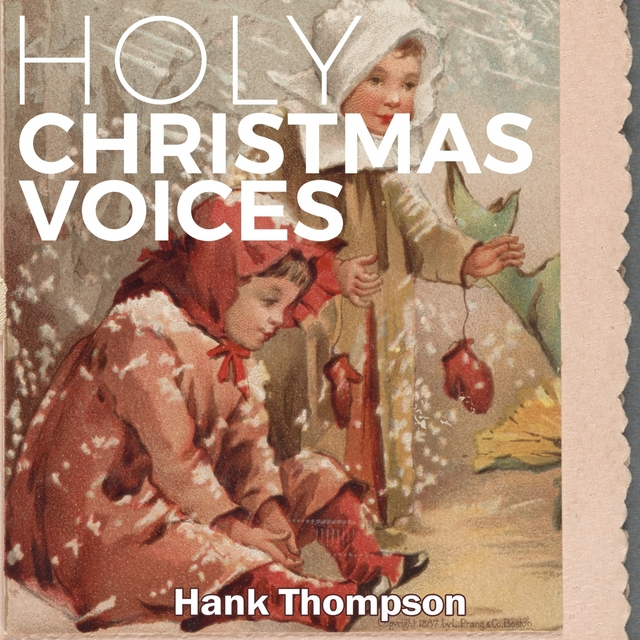 Couverture de Holy Christmas Voices