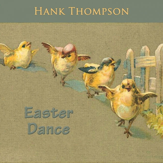 Couverture de Easter Dance