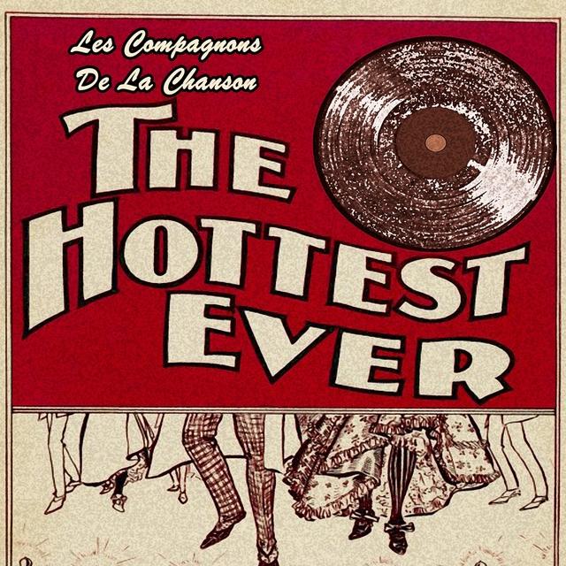 Couverture de The Hottest Ever