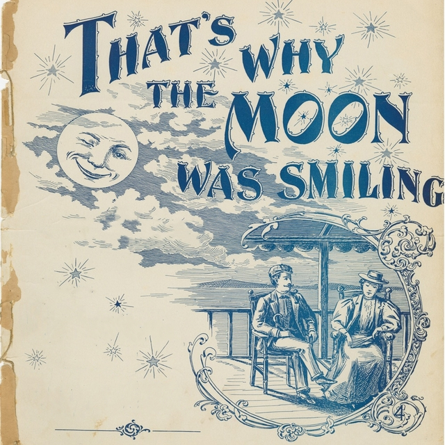 Couverture de That's Why The Moon Was Smiling