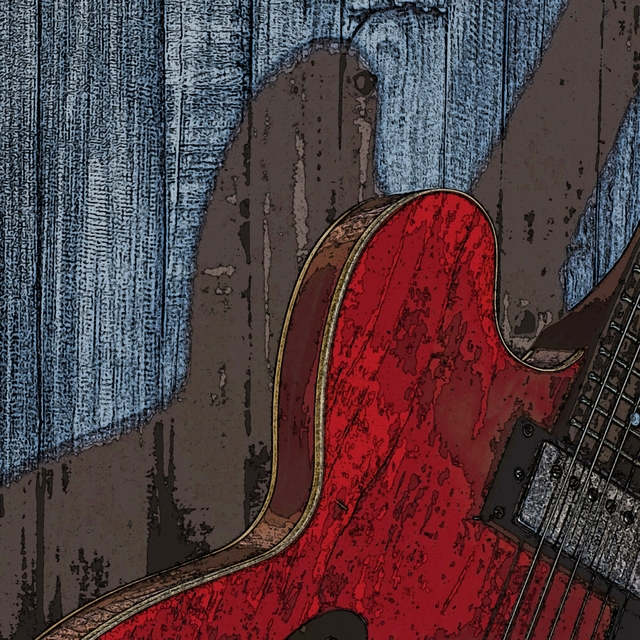 Couverture de Guitar Town Music