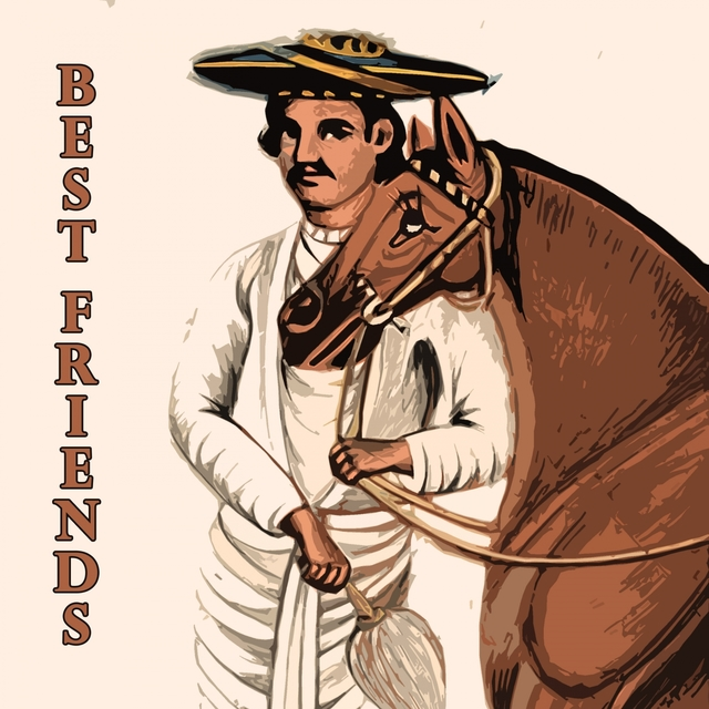 Couverture de Best Friends