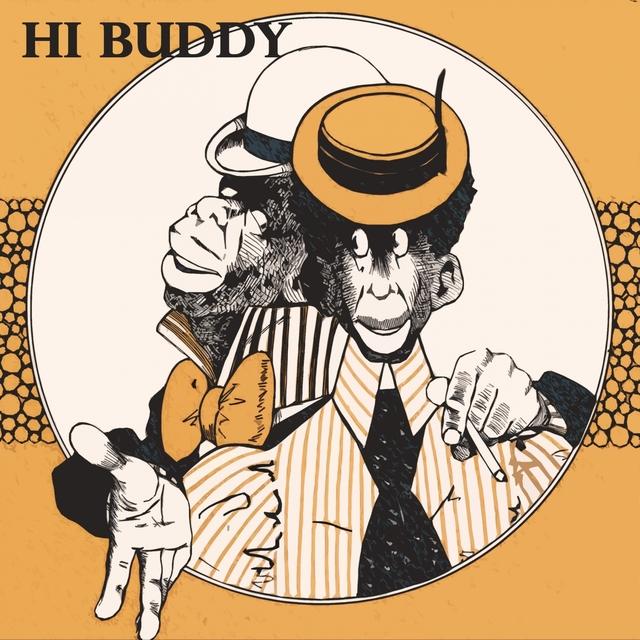 Couverture de Hi Buddy