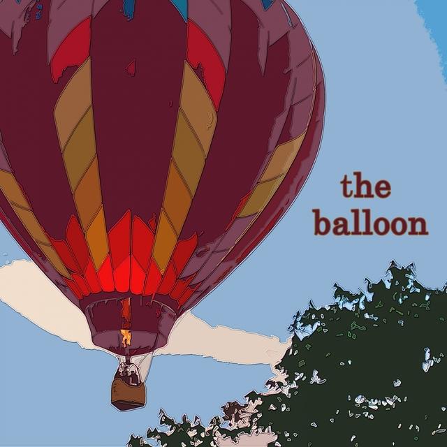 Couverture de The Balloon