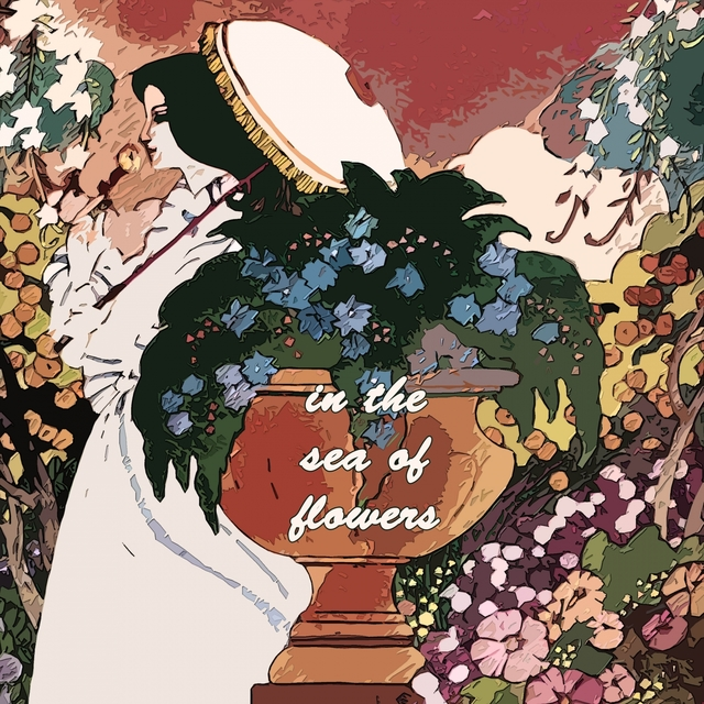 Couverture de In the Sea of Flowers