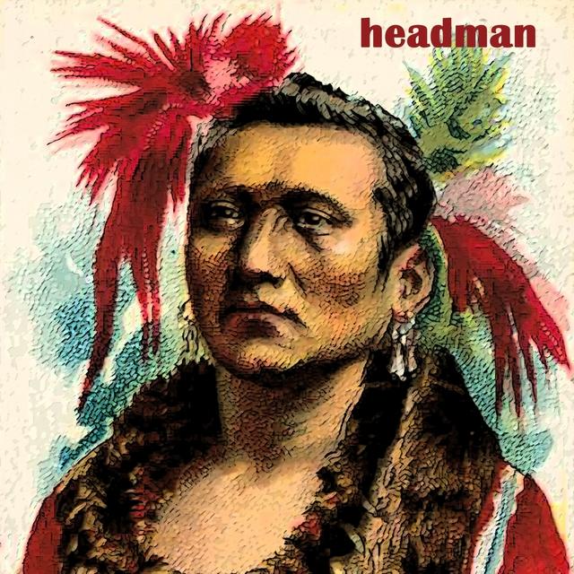 Couverture de Headman