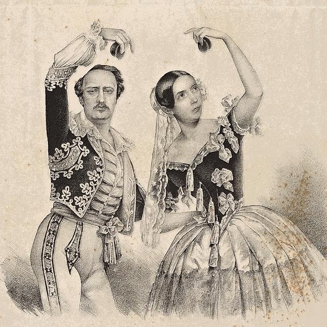 Couverture de National Dance