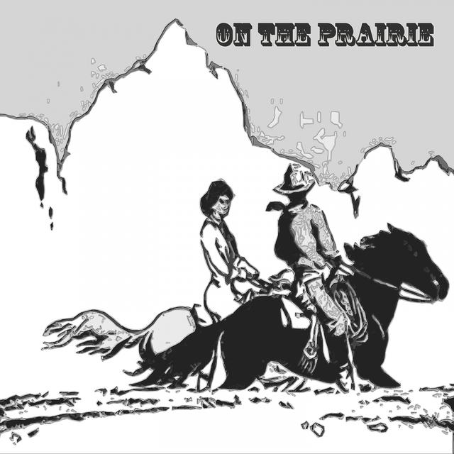 Couverture de On the Prairie