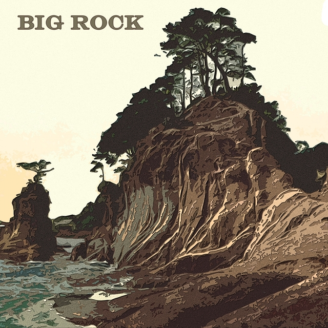 Couverture de Big Rock