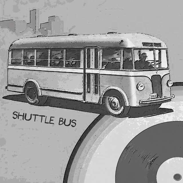 Couverture de Shuttle Bus