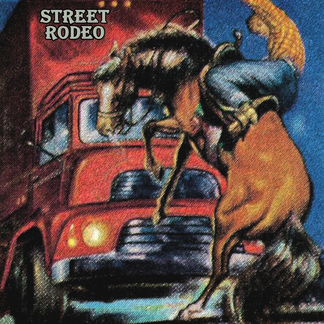 Couverture de Street Rodeo