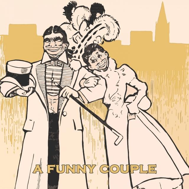 Couverture de A Funny Couple