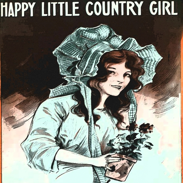 Couverture de Happy Little Country Girl