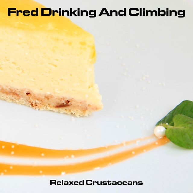 Fred Drinking And Climbing