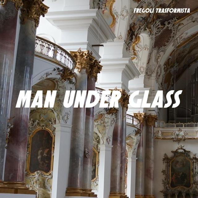 Man Under Glass