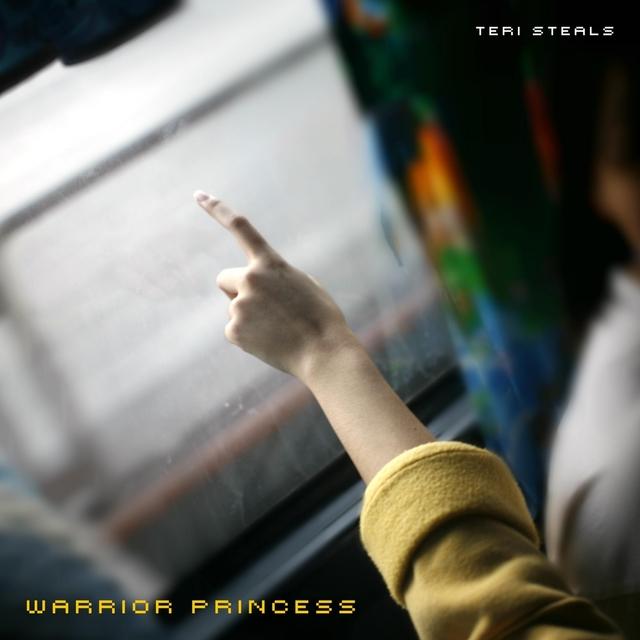 Couverture de Warrior Princess