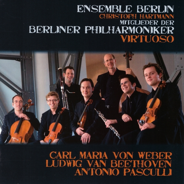 Virtuoso, Chamber Music by Weber, Beethoven and Pasculli