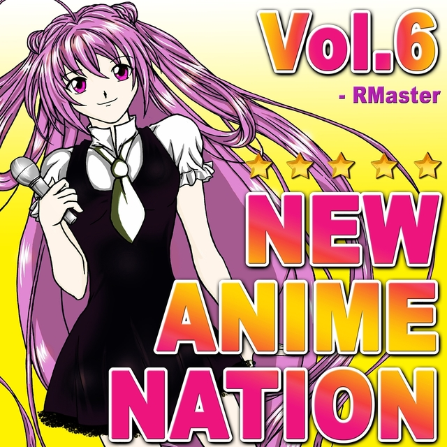 New Anime Nation, Vol.6