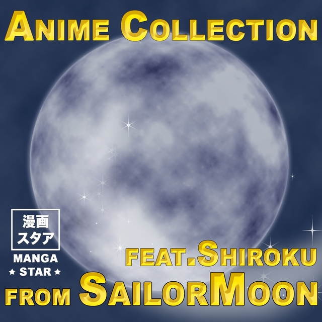 Anime Collection from Sailormoon