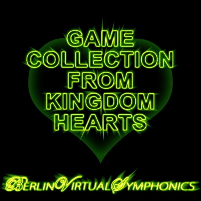 Couverture de Game Collection from Kingdom Hearts